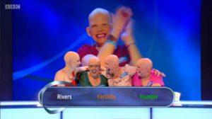 BBC Eggheads with Sue Hampton