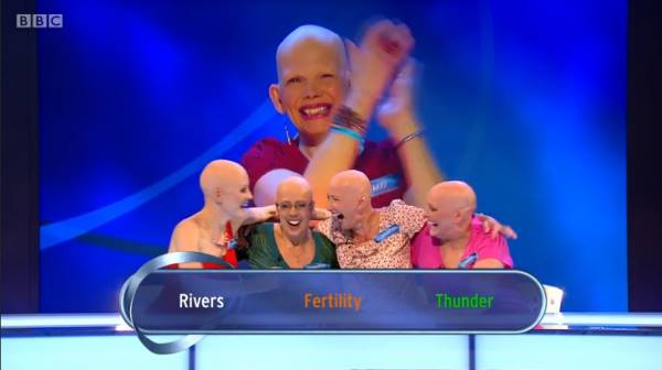 BBC Eggheads with Sue Hampton