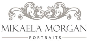 Makeover Photoshoots by Mikaela Morgan Photography logo